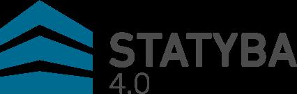 Statyba40 Logotipas